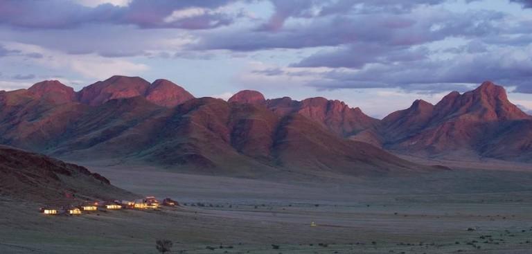 Wolwedans, Namibia