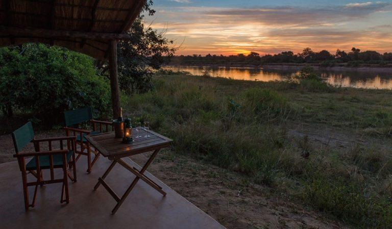 Flatdogs Camp, Zambia