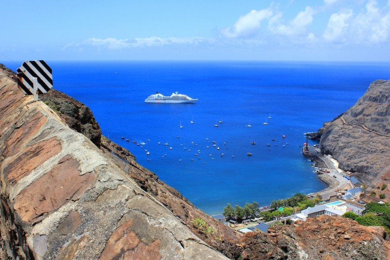 New Air Link from South Africa Opens Island of St. Helena