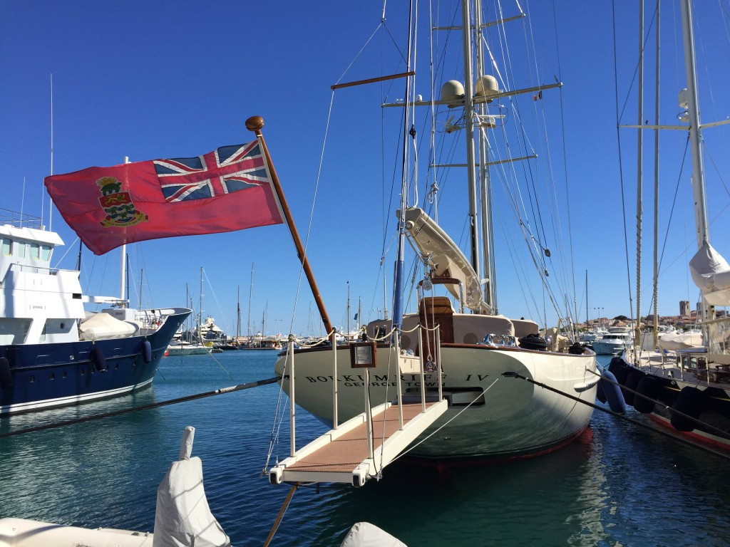South Africans Working on Yachts on the Riviera