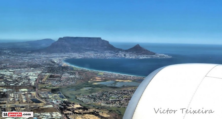 Sharp Increase in Tourists Visiting South Africa