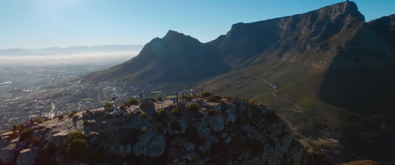 Video Captures an Eyeful of Cape Town from Above
