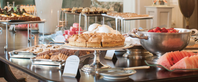 In Cape Town, It's Always High Time for High Tea