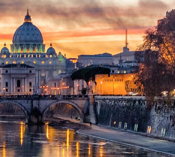 rome tiber