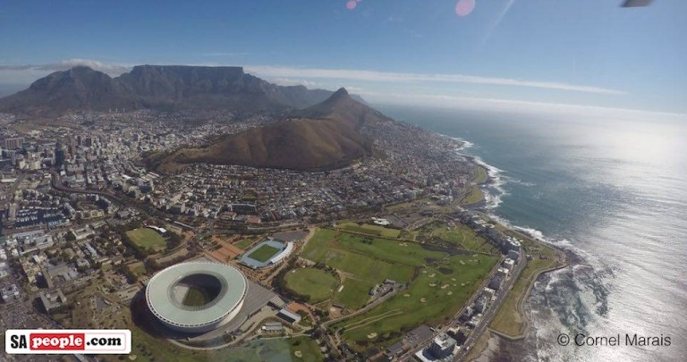 Cape Town Wins at UK Travel Awards for Fourth Year