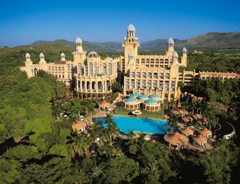 South Africa's Iconic Sun City to get a Facelift