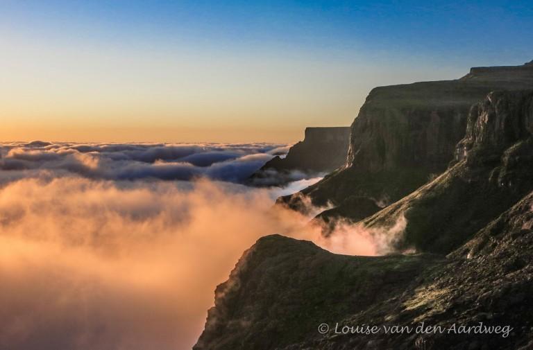 PICS of Spectacular Sani Pass, Southern Africa