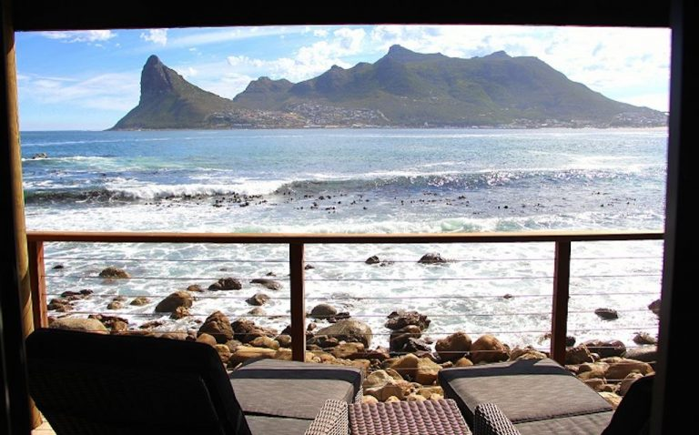 Getting an Eyeful of Cape Town's Far Side, at Tintswalo