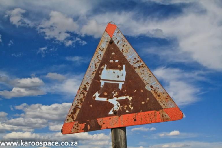 Karoo Diary: The Friendly Horse Road