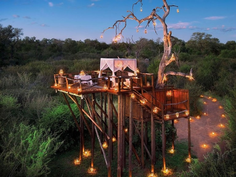 Four of the World's Most Secluded Hotels are in Africa
