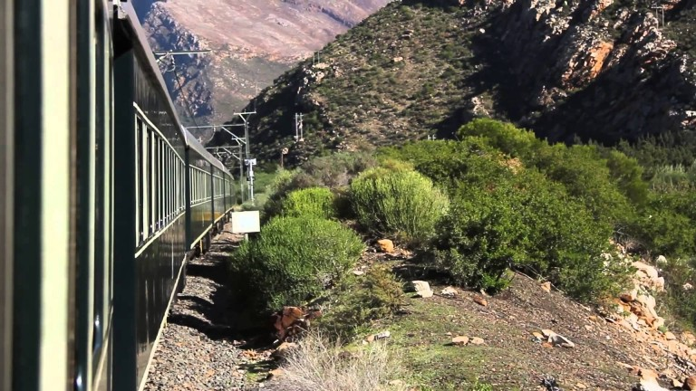 5 Brilliant Train Trips You Can't Miss in South Africa