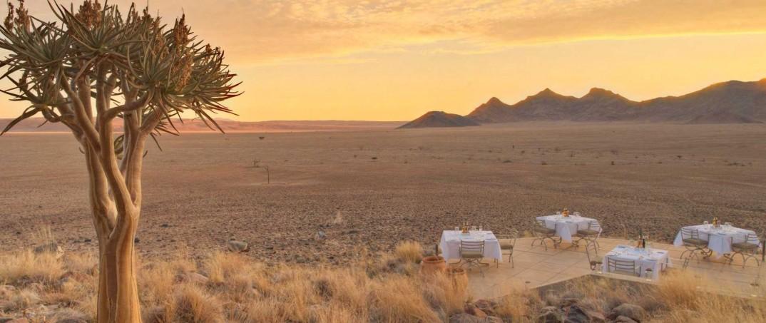 Sossusvlie Desert Lodge, Namibia
