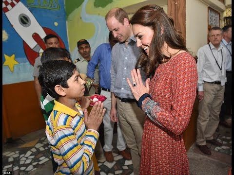 Like William and Kate, See Parts of Delhi Few Reach