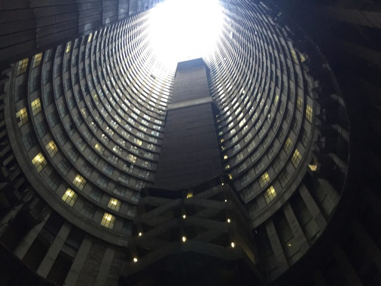 A Jaw-Dropping Tour Inside Johannesburg's Ponte City