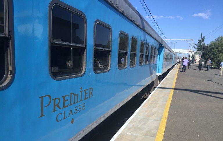 The Light Blue Train. South Africa's (Almost) Best-Kept Travel Secret