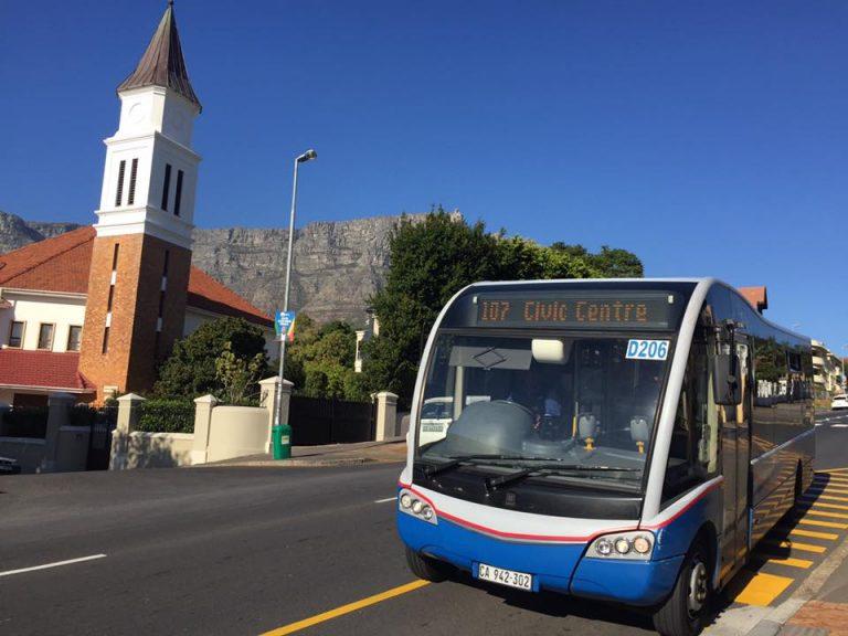 Free WiFi Starts on Cape Town's MyCiti Bus Service