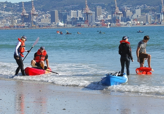 table bay paddlers