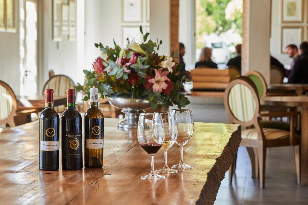 award-winning wine estate vergelegen south africa