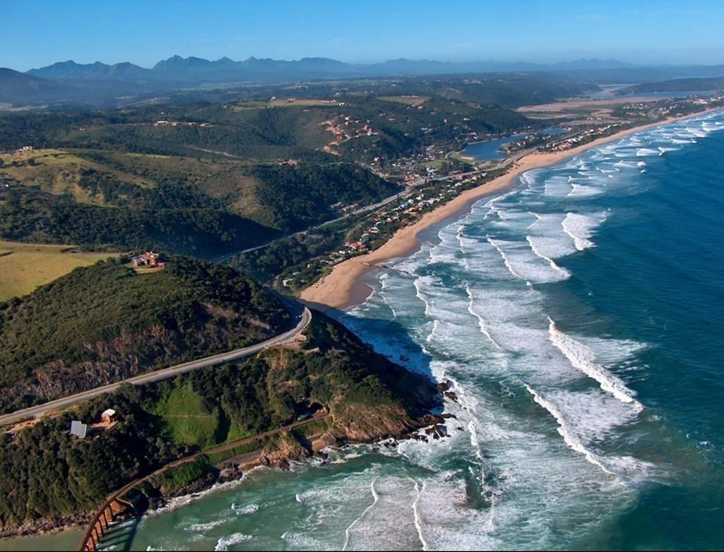 wilerness garden route south africa travel