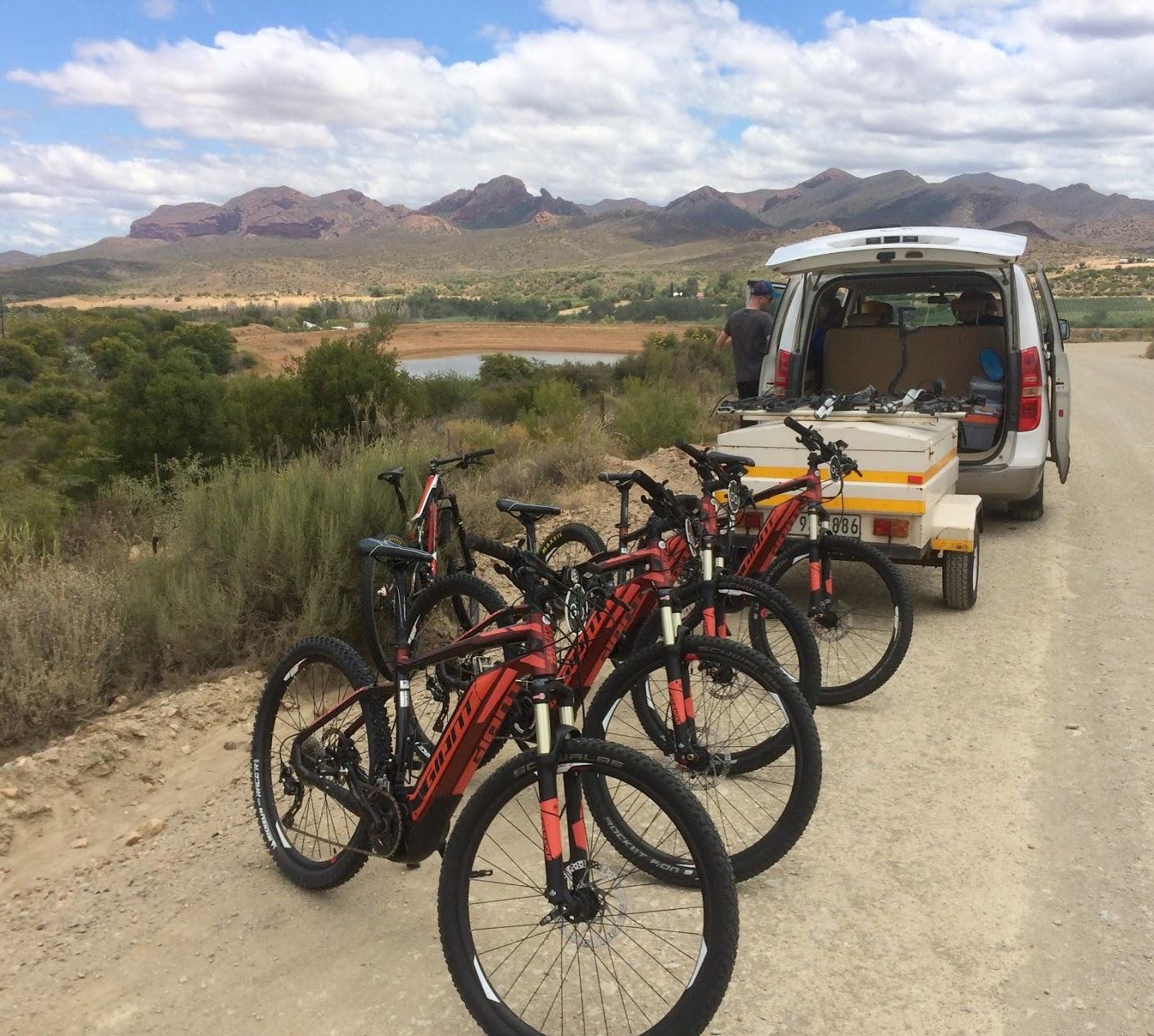 ebikes biking south africa western cape craig edwards