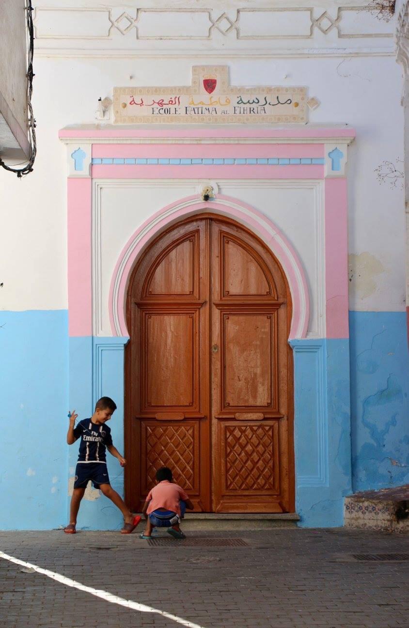 medina tangier morocco bruce marais travel photography