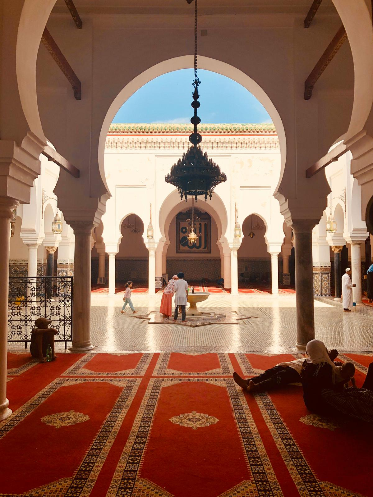 morocco bruce marais travel photography fez university