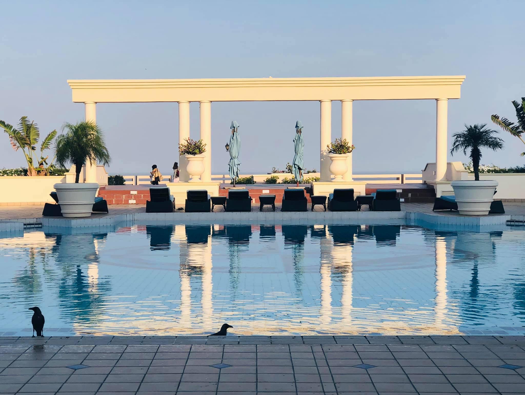 hotel polana Mozambique maputo bruce marais travel africa