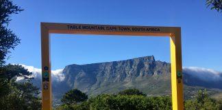 table mountain cape town views travel