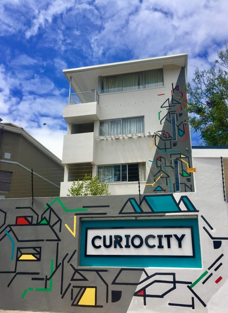 curiocity backpackers hotel cape town travel
