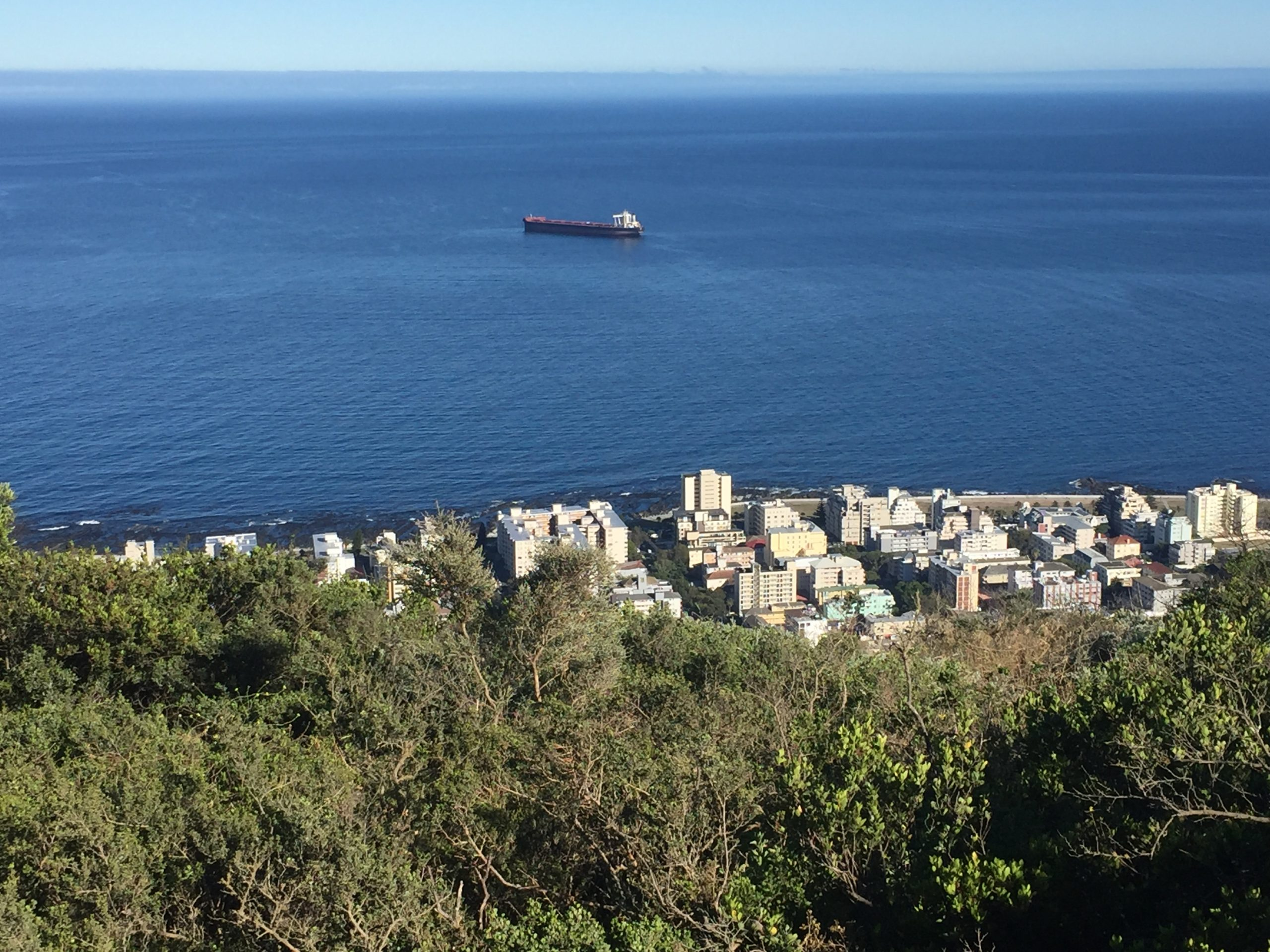signal hill cape town atlantic view travel