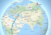 google maps world cape town magadan russia south africa