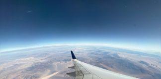 flight airplane travel view bruce marais