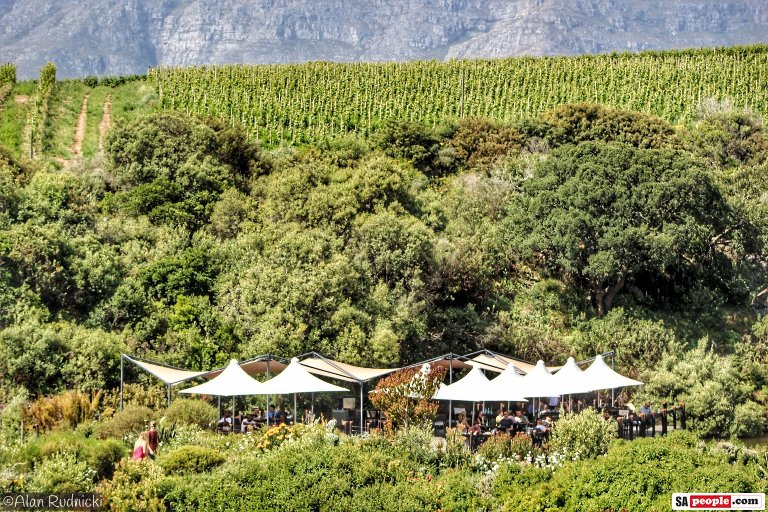 Hidden Valley Wine Estate, Stellenbosch South Africa