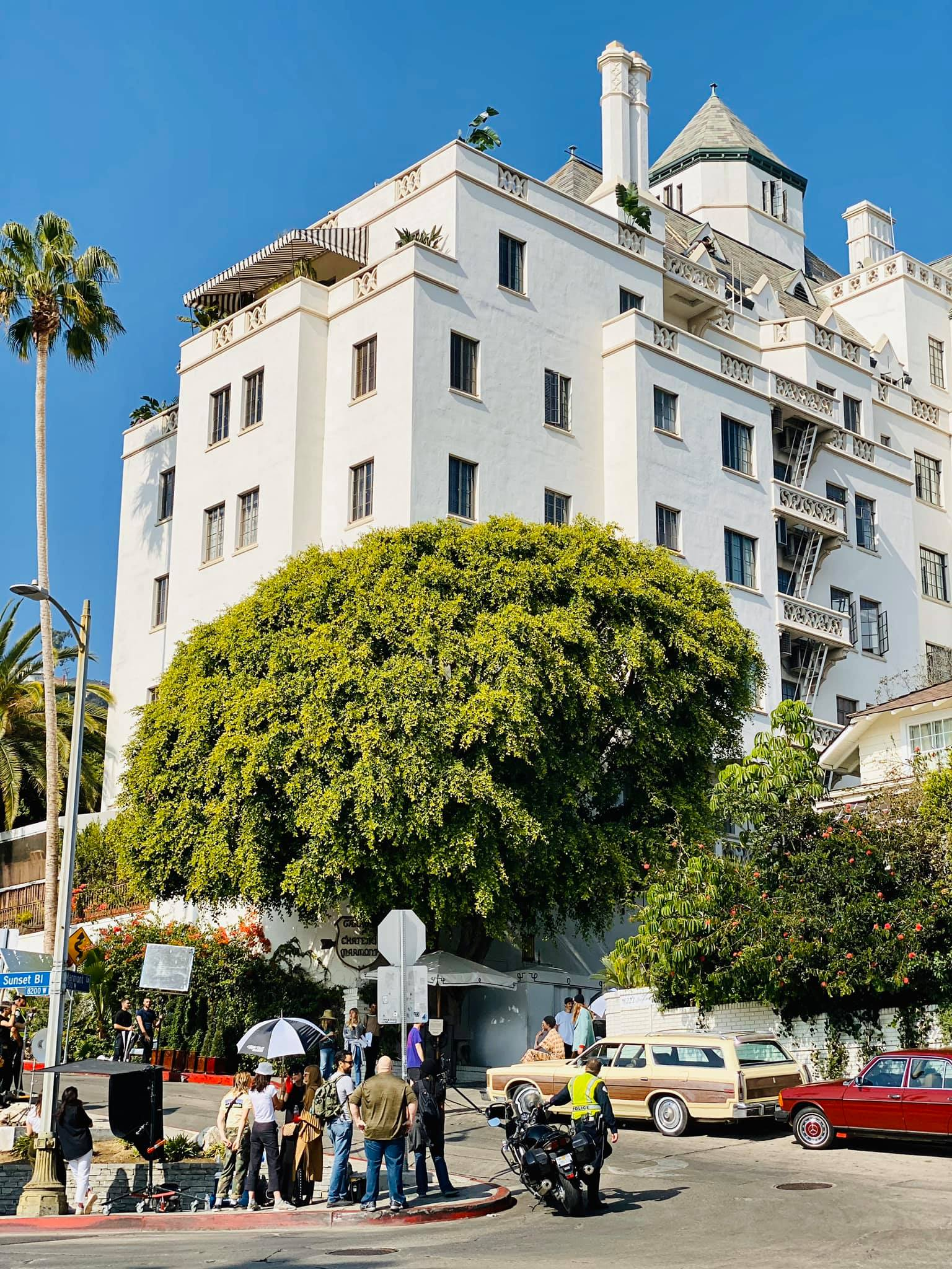 chateau marmont los angeles bruce marais travel california