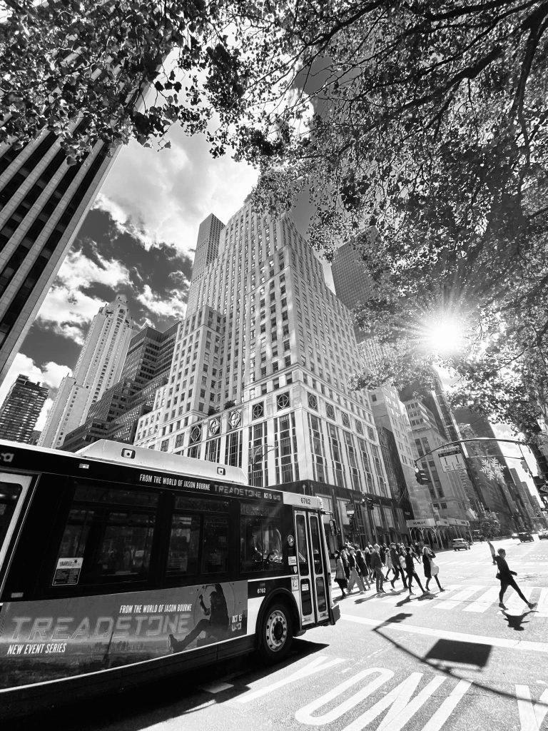 black and white bruce marais photography travel new york manhattan travel