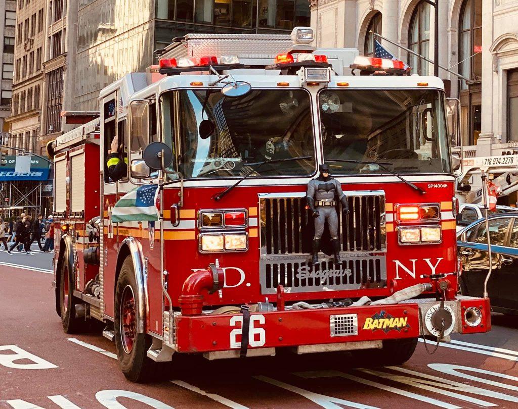batman fire engine bruce marais photography travel new york manhattan travel