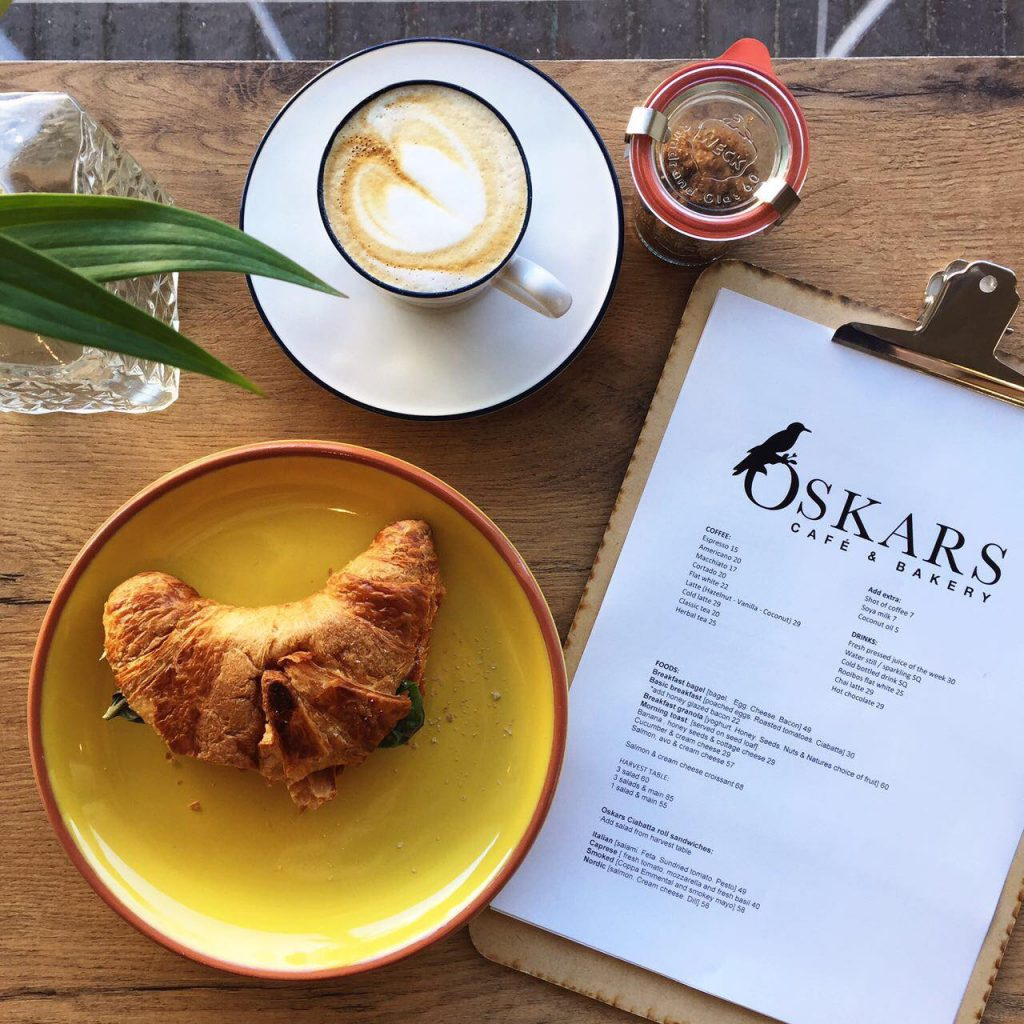 oskars cafe bakery hermanus travel food