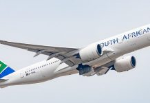 south african airways travel