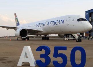 south african airways airbus1350