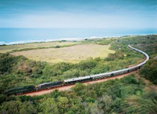 rovos rail train south africa travel