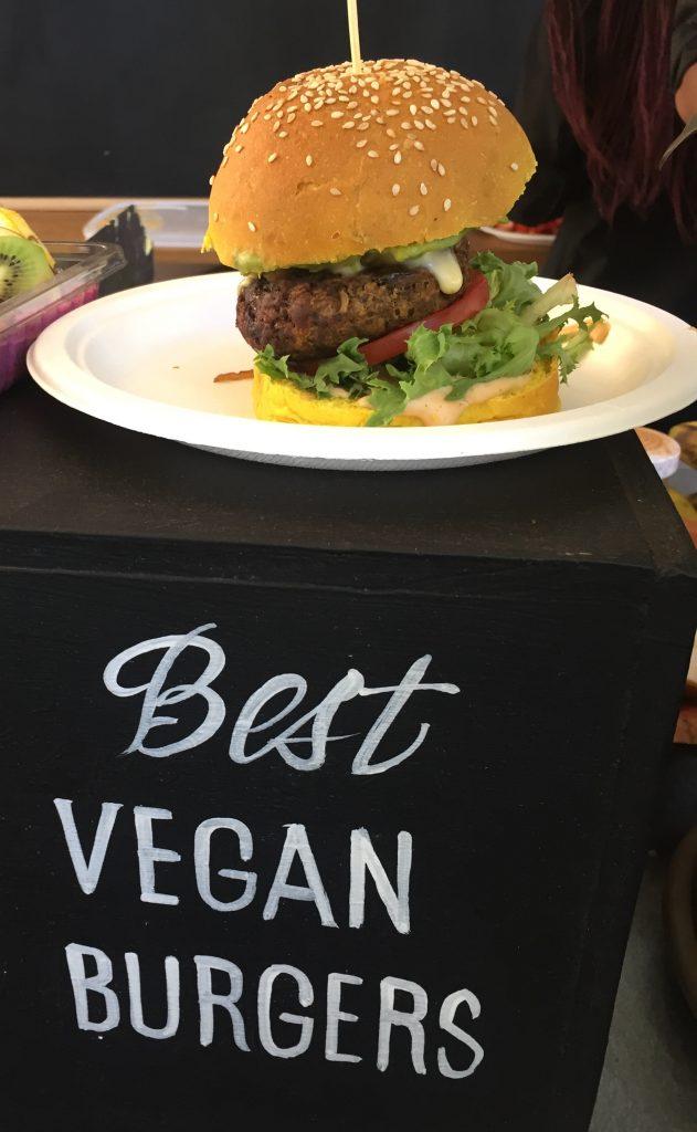 vegan cape town restaurants foodie food south africa sheckters burger