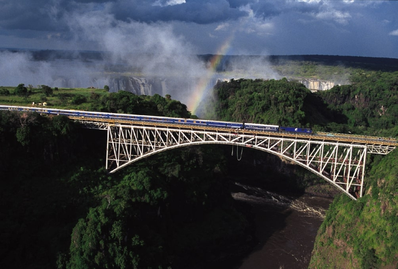 blue train south africa travel victoria falls