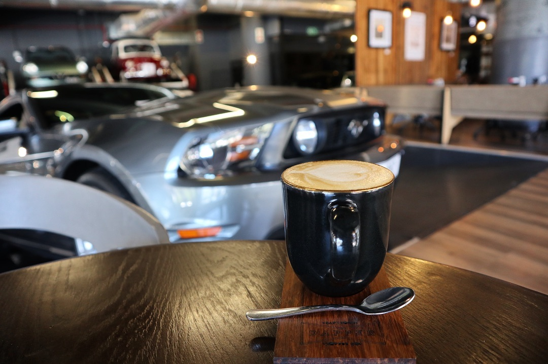 dapper coffee company cape town classic cars
