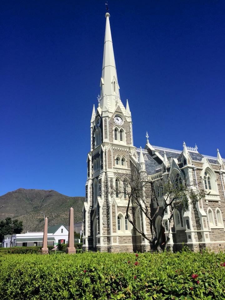 dutch reformed church south africa graaff reinet