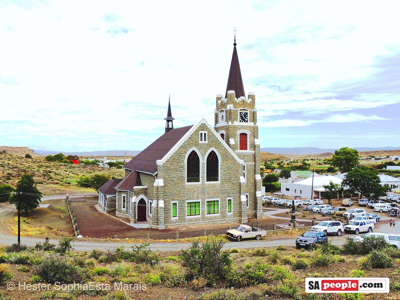merweville south africa church travel