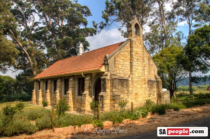 cape town church tokai south africa old chapel