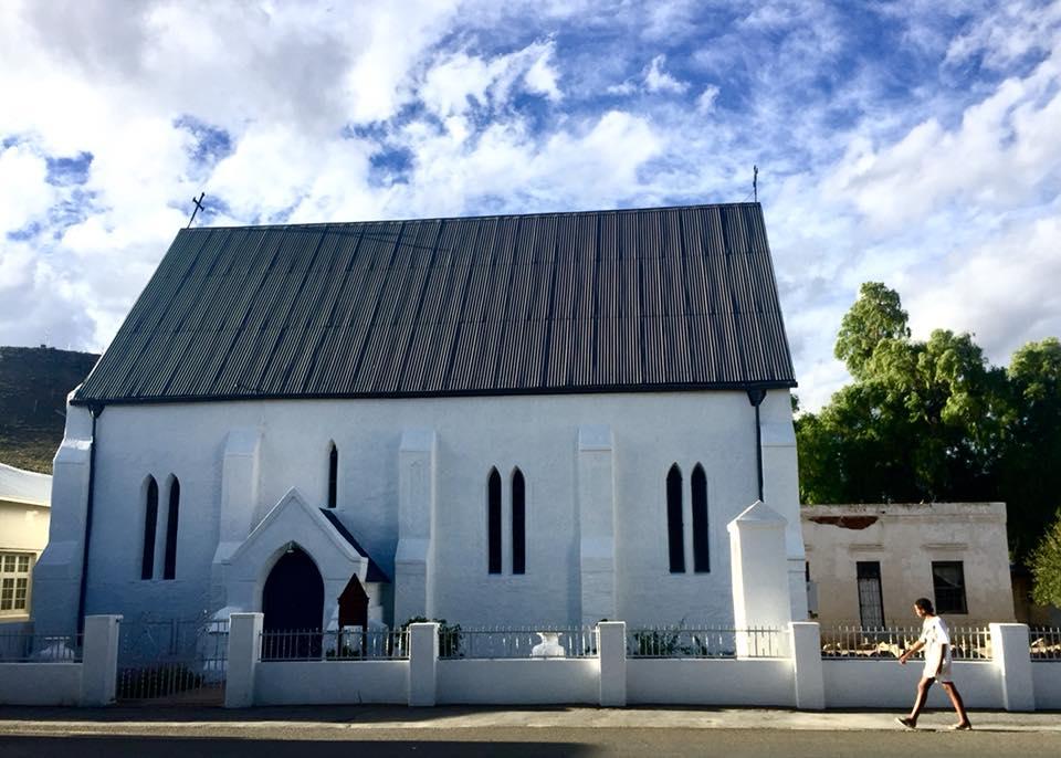 saint john anglican church victoria west south africa