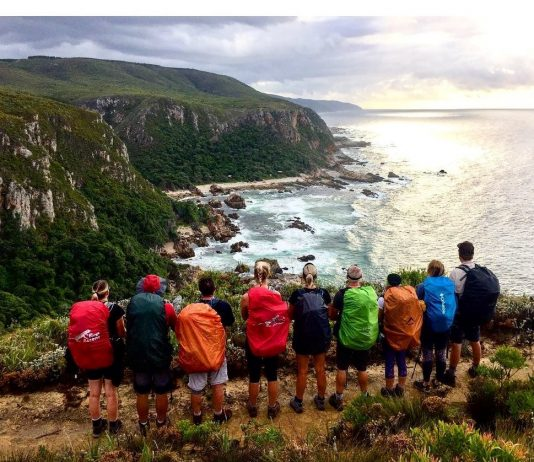 ted botha otter trail hike south africa national parks