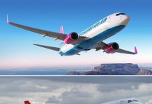 South Africa airlines flysafair airlink travel