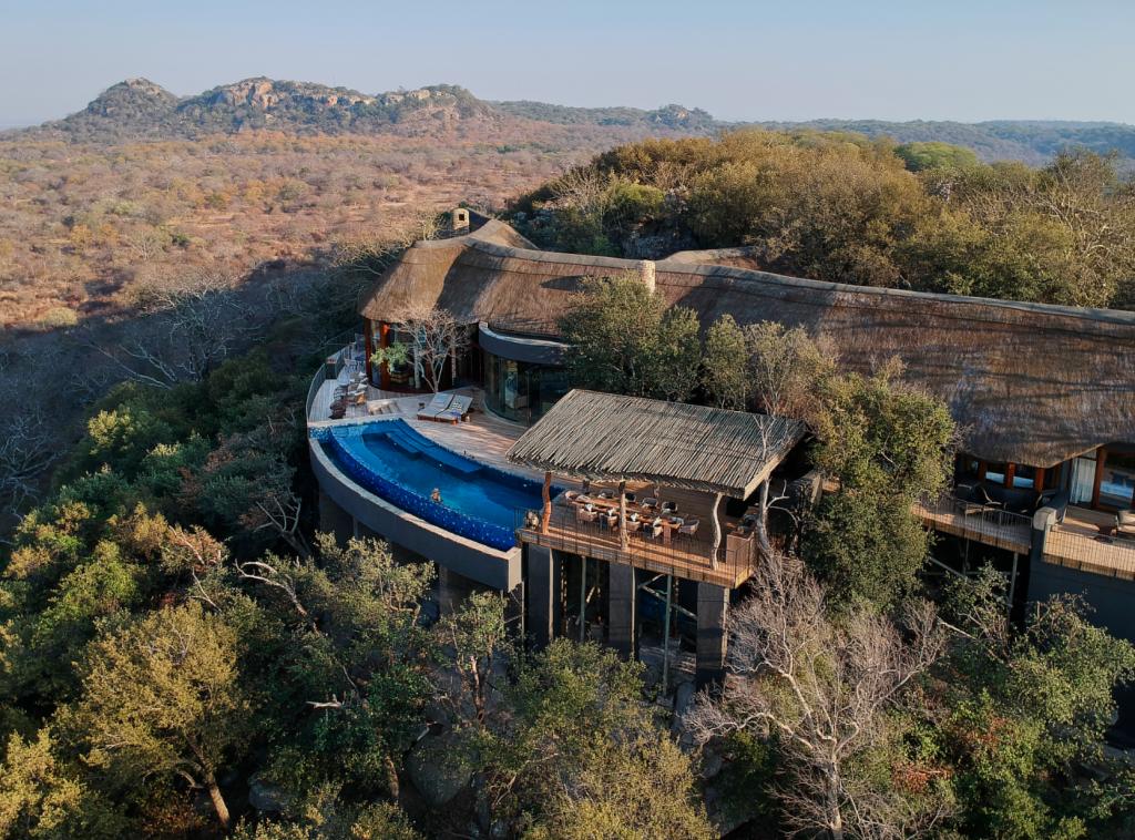 malilangwe house pamushana zimbabwe reserve villa private singita safari